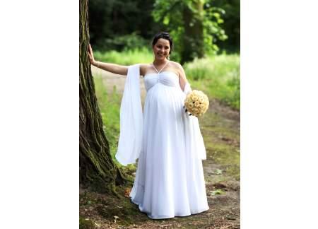 Suknia ślubna Ciążowa żmigród