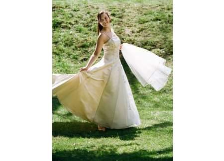 80e6d6a1f70b ASPERA przepiękna suknia ślubna księżniczki Szwecji 36-40 (Kraków)