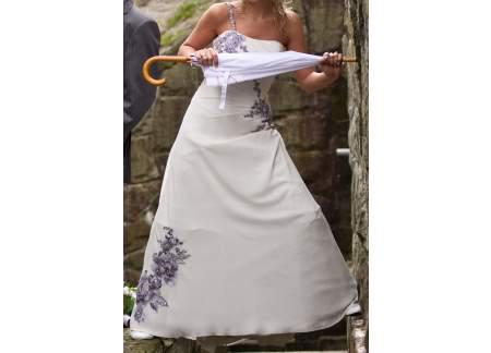 Piękna Włoska Suknia ślubna Z Salonu Lilea Chantal M8028 Bielsko