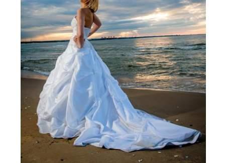 Suknia ślubna Princeska Z Podpinanym Trenem Tczew