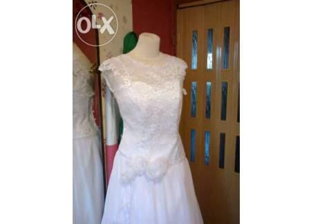 Suknia ślubna Uszyta Przez Krawcową Jarocin