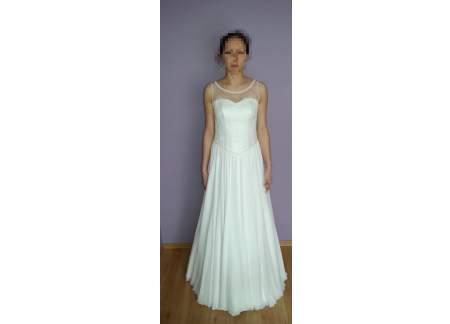 d24b732e03 Sukienka ślubna z kolekcji 2015