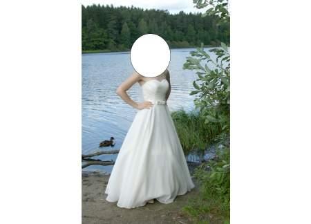 Piękna Suknia ślubna Gala Bianka Olsztyn