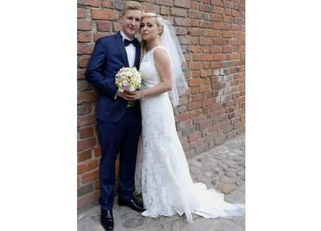 Suknia ślubna Alma Novia Kolekcja Palco Warszawa