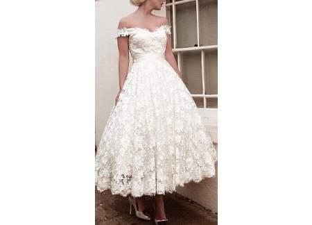 Przepiękna Suknia ślubna Retro Piastów