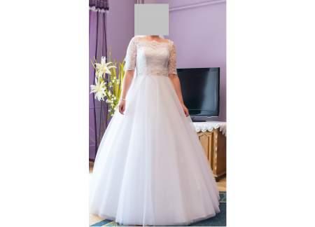 Suknia ślubna Impresja Koronkowa Princessa Rzeszów