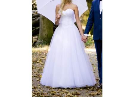8d6479a798 Sprzedam suknię ślubną Elizabeth Passion (Gniezno)