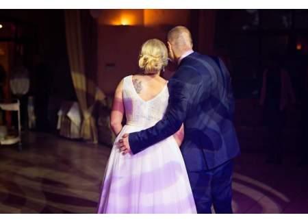 Suknia ślubna Diana Model Gaja Kolekcja Lovely 2016 Rustykalna