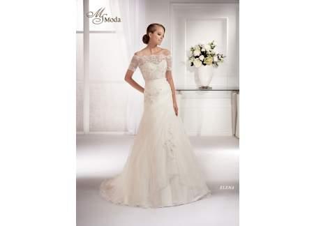 5a3217c3e3 Nowa suknia ślubna MS Moda (Gdańsk)