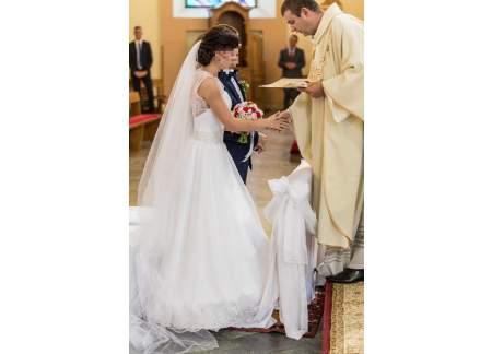 Suknia ślubna 3436 Lubartów