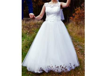 Suknia ślubna Delfina Zabrze