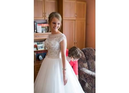 Suknia ślubna Rossa Toruń