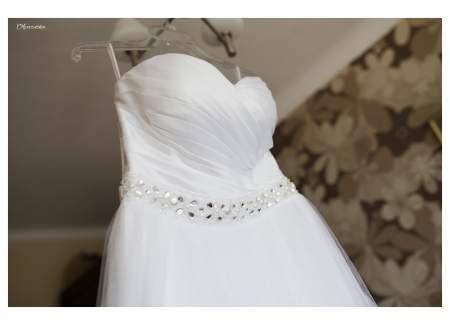 Suknia ślubna Princessa Plus Dodatki Raz Używana Jak Nowa