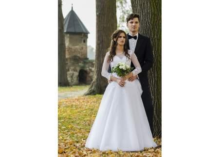 1e80e57941 Suknia Ślubna Isadora Kolekcja 2017 (Częstochowa)