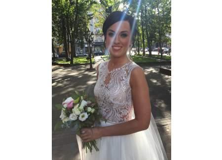 ce82cad359 Sprzedam suknię ślubną MADONNA (Gdynia)