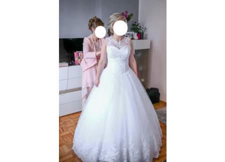 Suknia ślubna Lubartów
