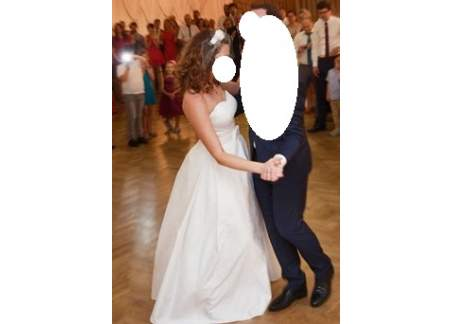 e0bc7d584f Ponadczasowa suknia ślubna - Papa Michel