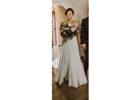 Suknia ślubna Milla Nova Model Selena Rustykalna Boho Oświęcim