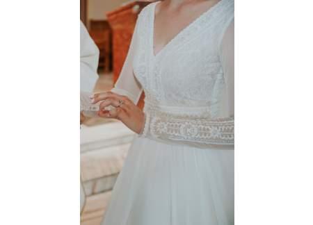 Suknia ślubna Diana Gaja łódź