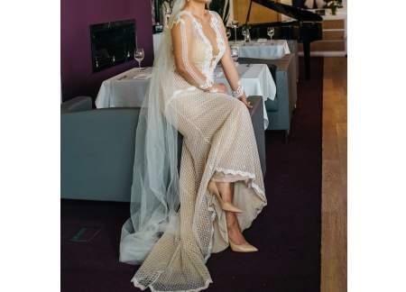 Suknia ślubna Katherine Joyce Victoria Soprano Wrocław