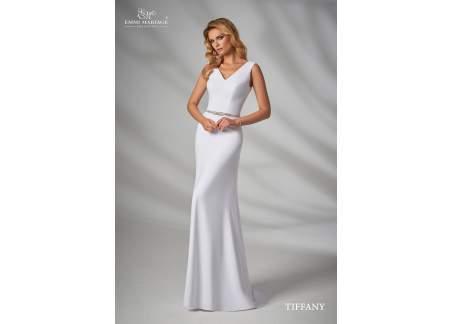 b7bafe237b suknia ślubna emmi mariage tiffany (kraków)