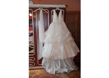 8bedb36f44 Sprzedam suknię ślubną Mori Lee 5577 (Łomianki)
