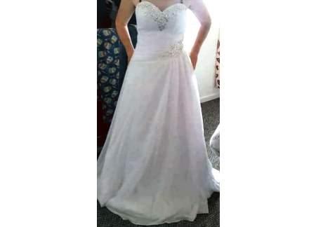 Nowa Suknia ślubna Lubartów