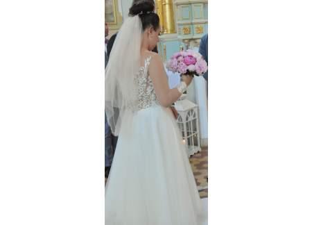 0aac25514b Piękna Suknia Ślubna (Toruń )