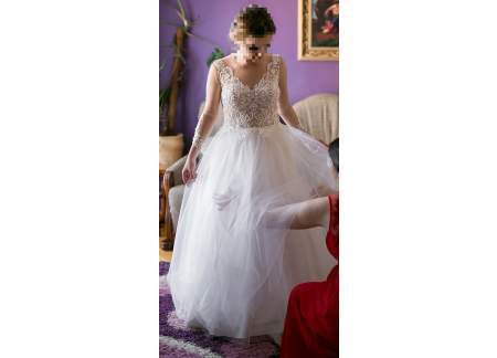 3643960527e552 suknia ślubna