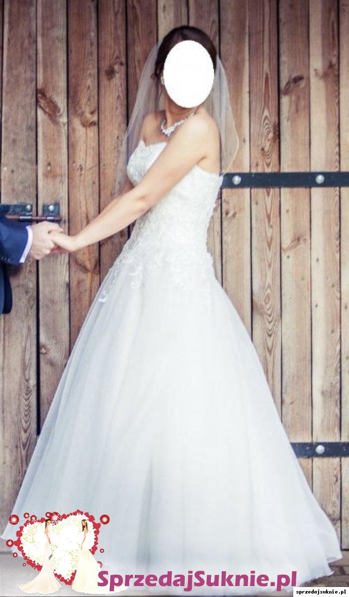 Suknia ślubna Agnes Fashion Group 15055