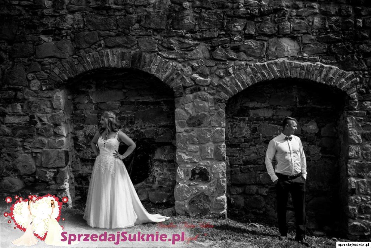 Suknia ślubna Sweetheart r38