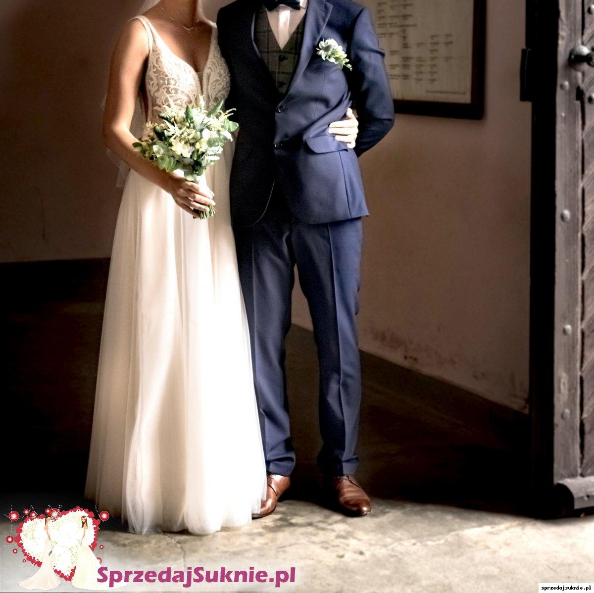 Suknia ślubna sybilla