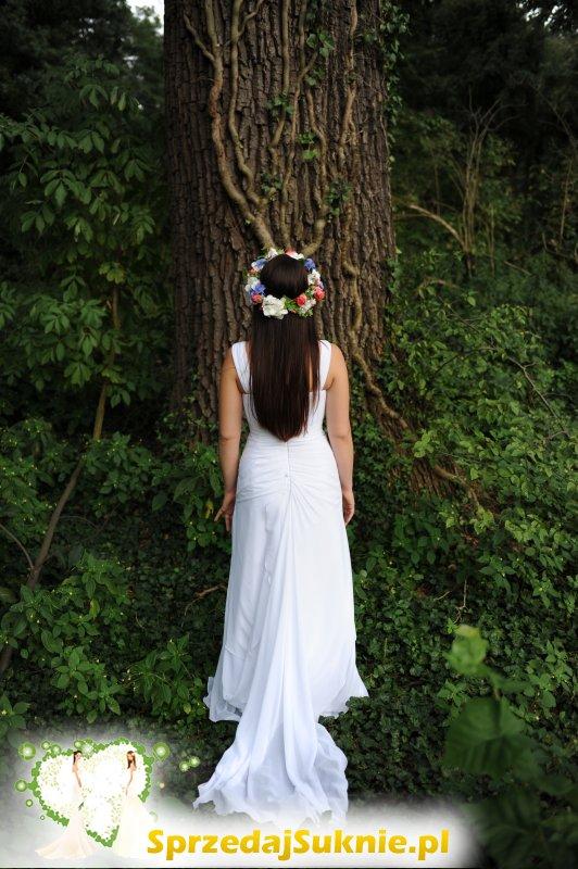 oryginalna suknia ślubna - Papa Michael Ibija