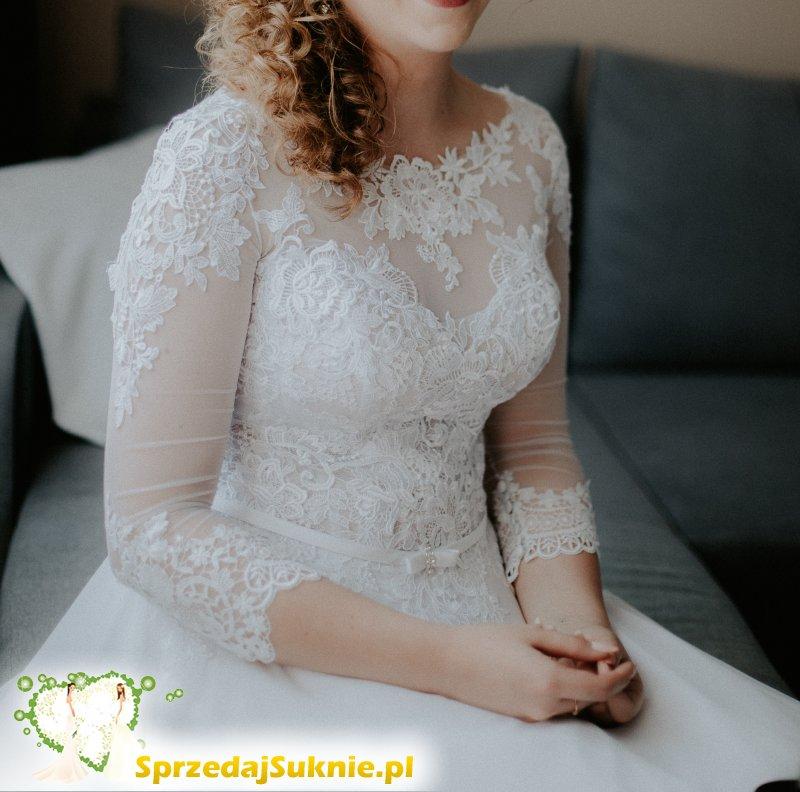 Suknia Ślubna MS Moda - model Karoline
