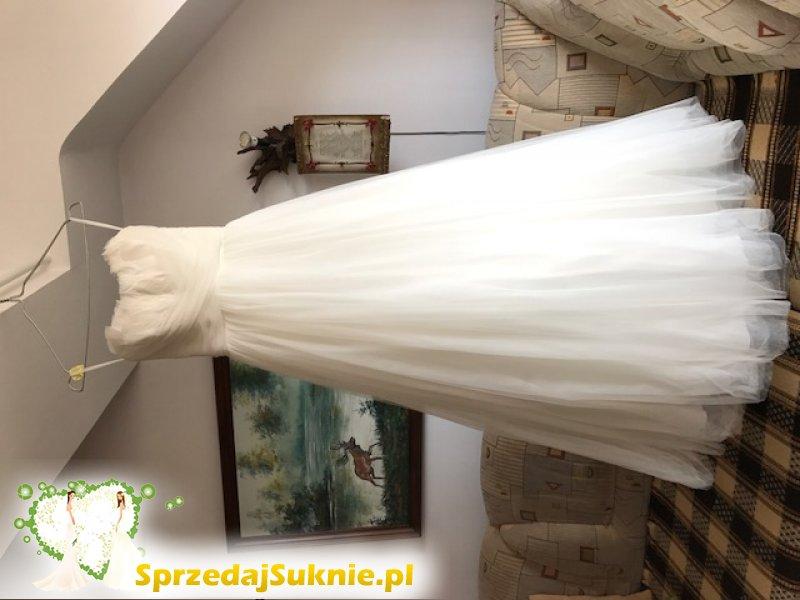 Sprzedam suknia ślubną Pronovias Barbate !