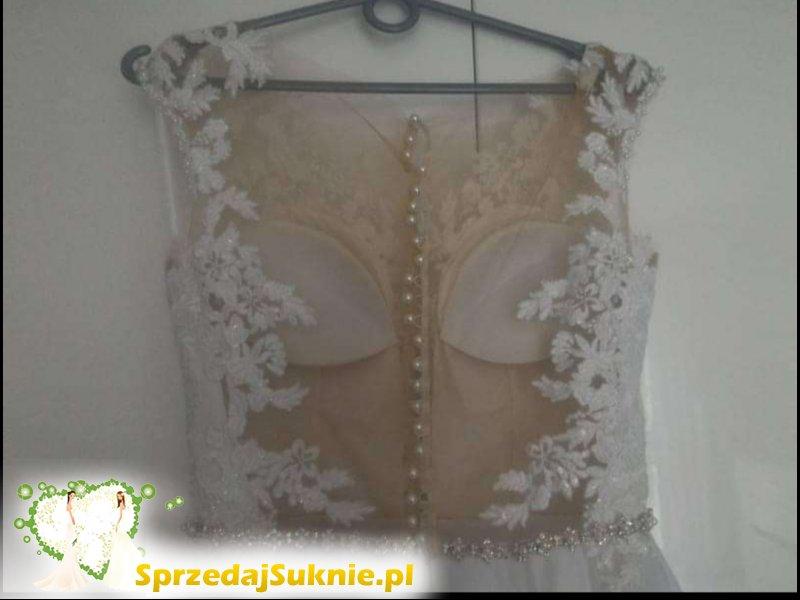 Zwiewna suknia Afrodyta