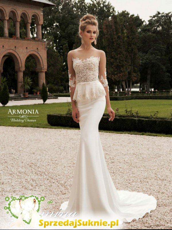 Niepowtarzalna suknia ślubna Jasmine