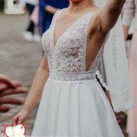 Okazja! Sprzedam suknie ślubna z najnowszej kolekcji 2020.