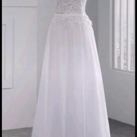 Śliczna suknia