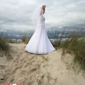 """IDEALNA suknia ślubna na """"jesienne"""" wesele"""