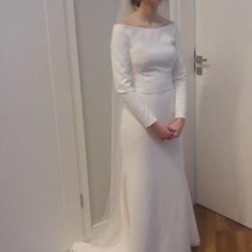 Suknia ślubna Diana Queen 36/38 h=173