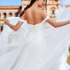 Suknia ślubna PRONOVIAS model: Rabat