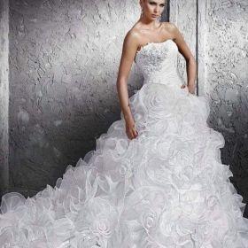 Sukienka Ślubna Księżniczka