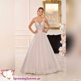 Wyjątkowa suknia ślubna XS