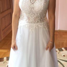 Suknia ślubna, stan idealny!