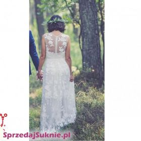 suknia ślubna arya white