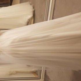 Suknia z perełek