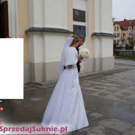 Śliczna suknia ślubna LaSposa