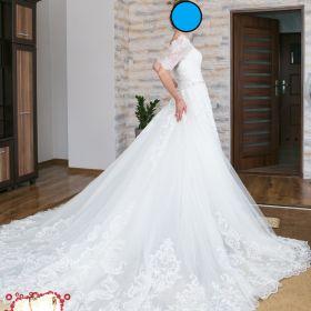 Suknia ślubna Justin Alexander Signature 9862
