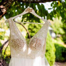 Piękna suknia ślubna + 2 welony